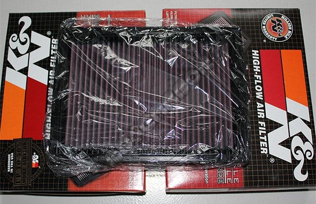 Filtr Powietrza Sportowy Kn Bmw X3 E83 25 I 33 2070